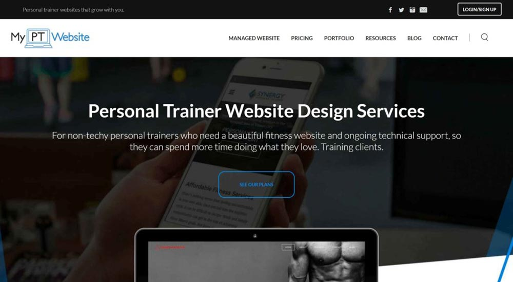weebly website example