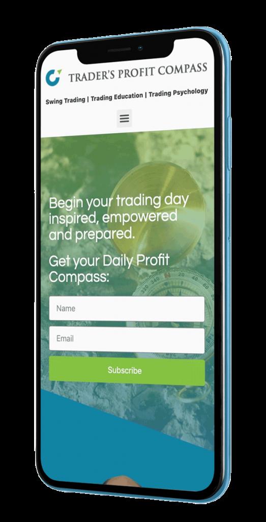 custom blog design examples